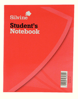 Silvine 144 Exercise Book 8x6.4 40Lf