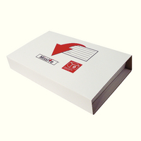 Value Large Book Pack 395x310x70mm Pk10