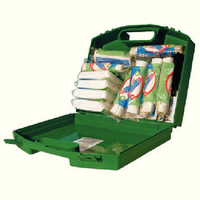 WAC Green Box 20 Person FirstAid Kit
