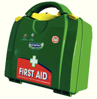 WAC Large First Aid Kit Grn 1002657