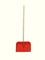 FD Smart Snow Pusher Red 384055