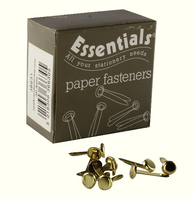 Paper Fastener Pointed 20mm P200