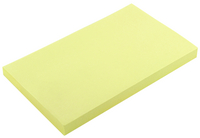 Yellow Notes 125X75Mm 100Shts